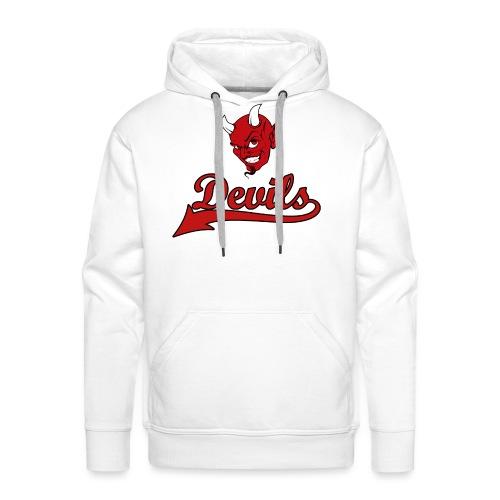 Devils & Kopf2 - Männer Premium Hoodie