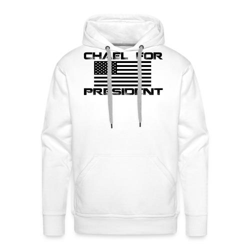 CHAEL FOR PRES 1 png - Premium hettegenser for menn