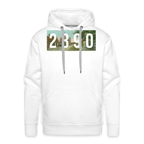 2390 - Mannen Premium hoodie