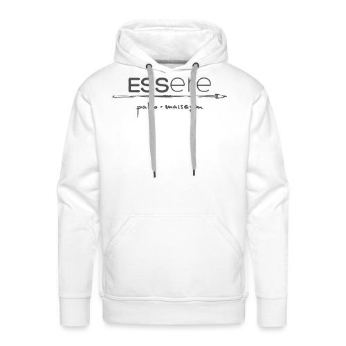 essere logo - Männer Premium Hoodie