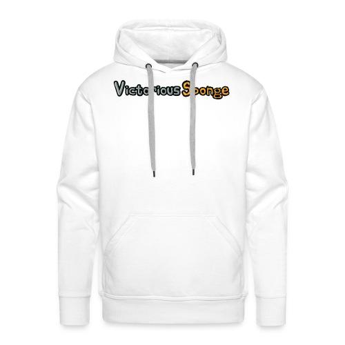 Victorious Sponge Classic - Men's Premium Hoodie
