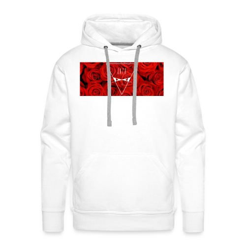 rose jpg - Männer Premium Hoodie