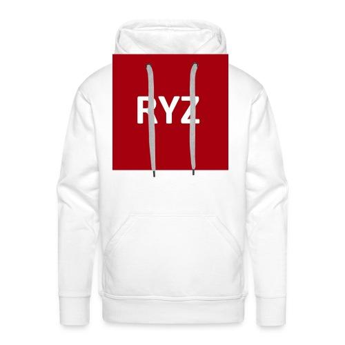 RYZ Pullover - Männer Premium Hoodie