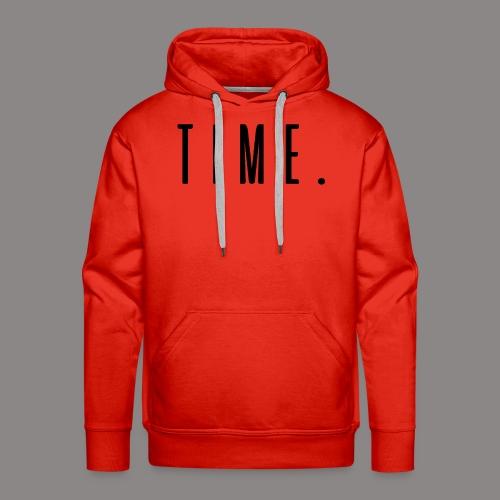 time - Männer Premium Hoodie