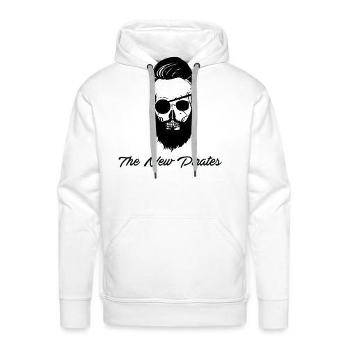 the-new-pirates - Sweat-shirt à capuche Premium pour hommes