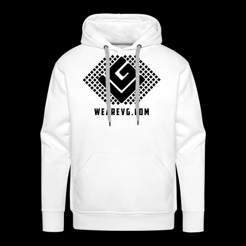 Logo-1 - Men's Premium Hoodie