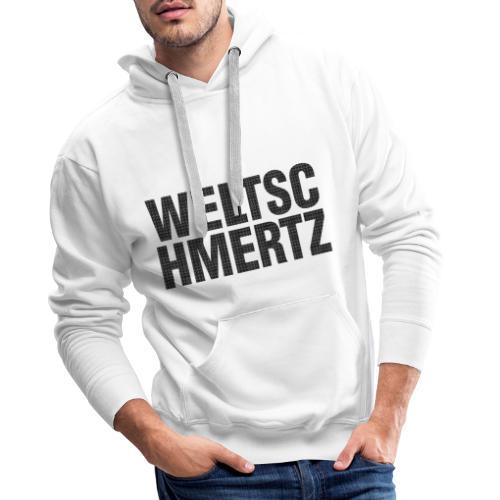 Weltschmertz - Männer Premium Hoodie