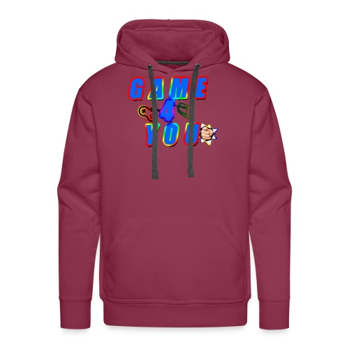 Game4You - Men's Premium Hoodie