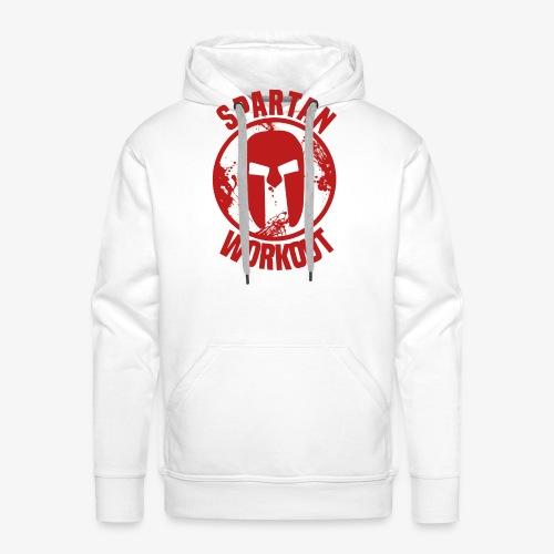 Spartan Workout - Men's Premium Hoodie