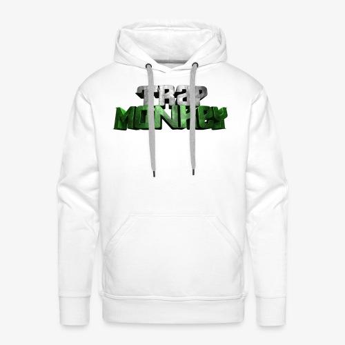 Trap Monkey 2 - Sweat-shirt à capuche Premium pour hommes