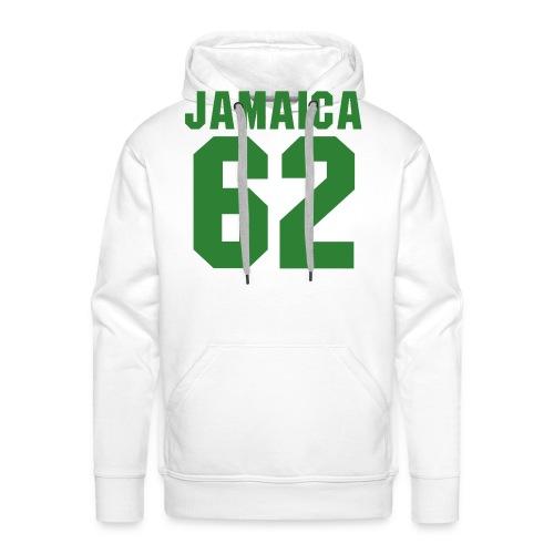 Free Jamaica 1962 - Independence - Proud Jamaicans - Männer Premium Hoodie