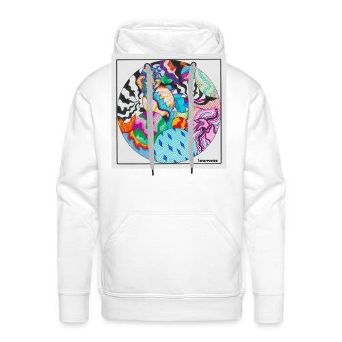 Tomorrowism - Mannen Premium hoodie