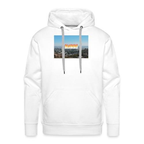 THE VIEW - Sweat-shirt à capuche Premium pour hommes