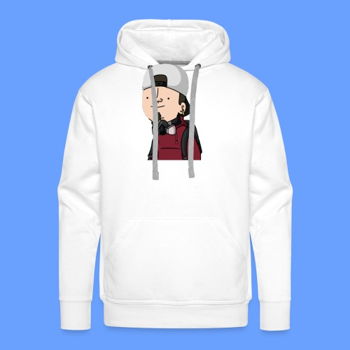 wankul cheshire - Sweat-shirt à capuche Premium pour hommes