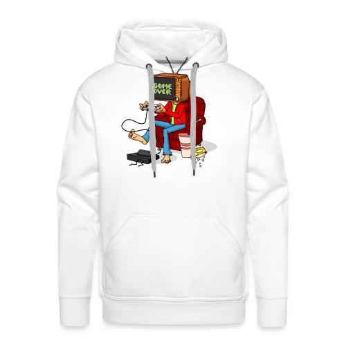 GAMER - Sweat-shirt à capuche Premium pour hommes