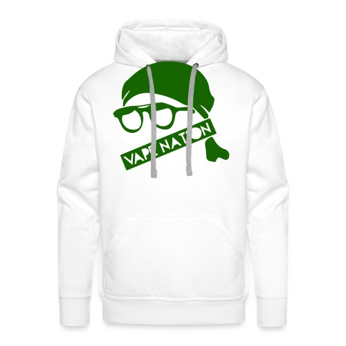 vapenation4000green - Men's Premium Hoodie