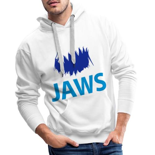 Jaws Dangerous T-Shirt - Men's Premium Hoodie