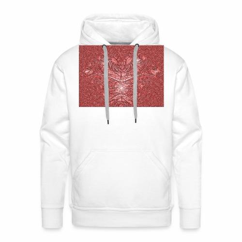 metalic 008 - Sweat-shirt à capuche Premium pour hommes