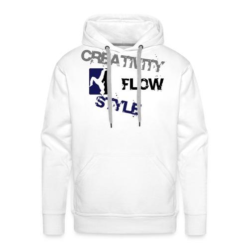 flowstylekick - Männer Premium Hoodie