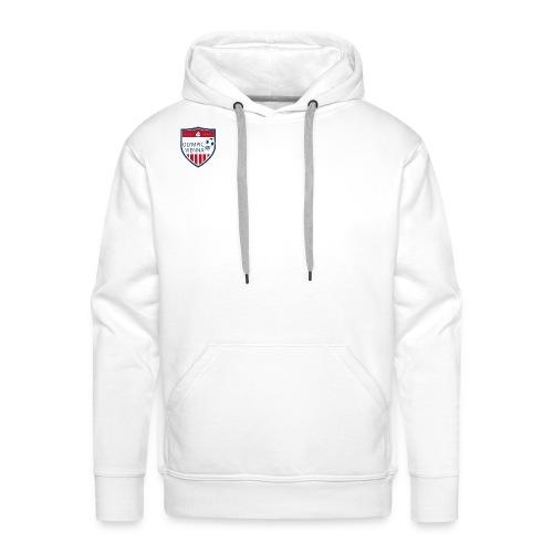 logo olympic - Männer Premium Hoodie