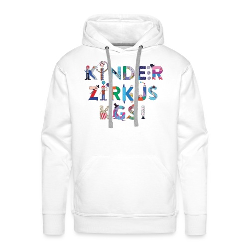 Kinderzirkus KGS - Männer Premium Hoodie