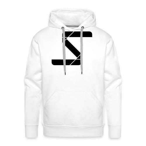 SyncNoMore Logo Vector jpg - Mannen Premium hoodie