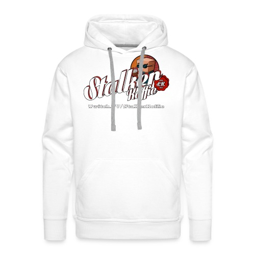 SK twitch png - Men's Premium Hoodie