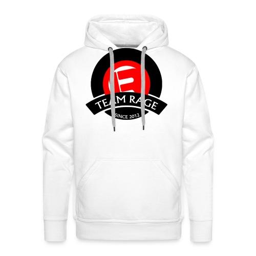 TEAM RAGE CORRIGE png - Sweat-shirt à capuche Premium pour hommes