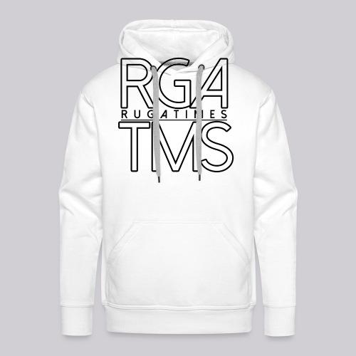 T-Shirt im RGA TMS Design - RugaTimes - Männer Premium Hoodie