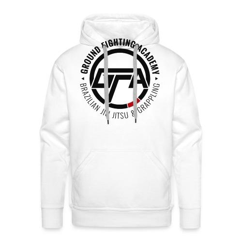 GFA logo - Mannen Premium hoodie