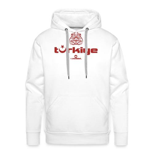 tuerkiye_red - Männer Premium Hoodie