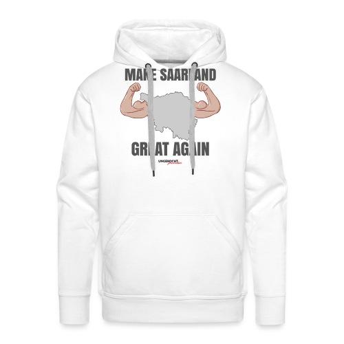 saarlandGreat - Männer Premium Hoodie