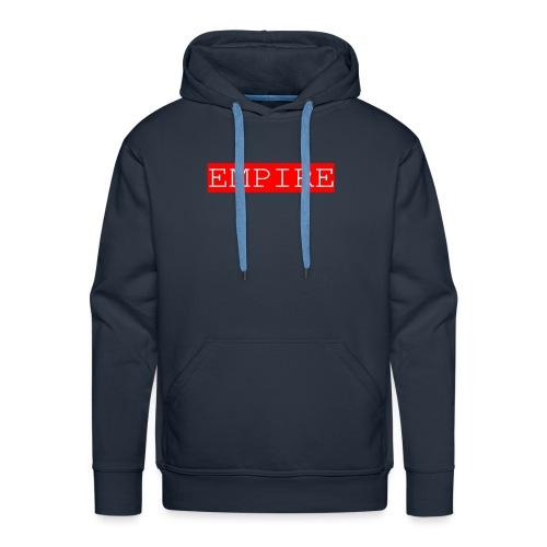 EMPIRE - Felpa con cappuccio premium da uomo