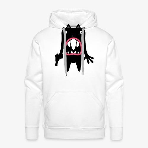 'Oasi' monster 02 - Mannen Premium hoodie