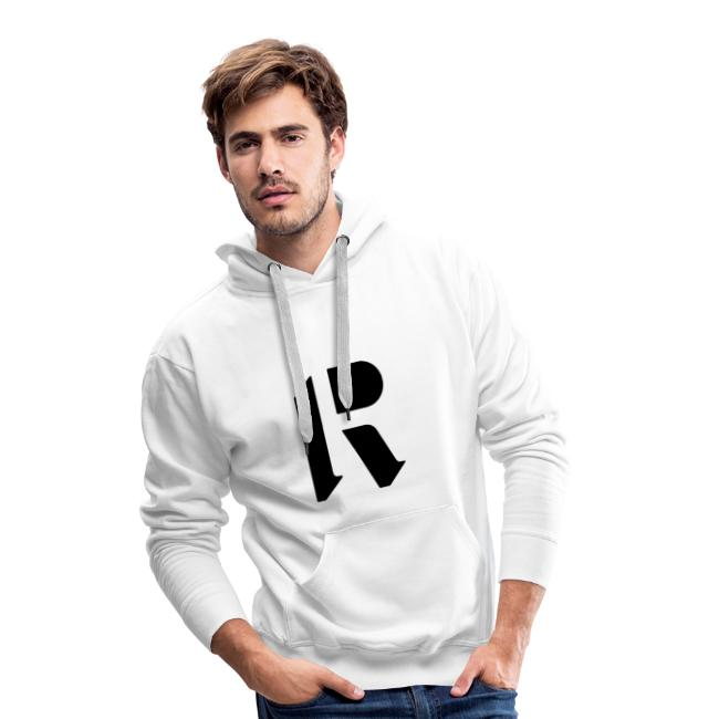74810404 Resett | Resett logo - Premium hettegenser for menn