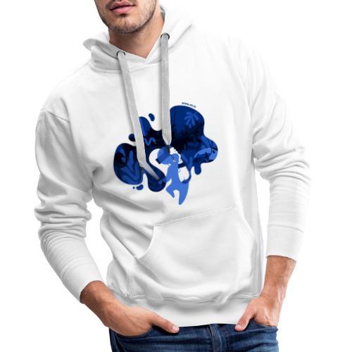 ETR VR Aventure - Sweat-shirt à capuche Premium pour hommes