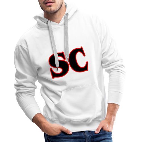 Classic StrangeCommunity logo - Mannen Premium hoodie