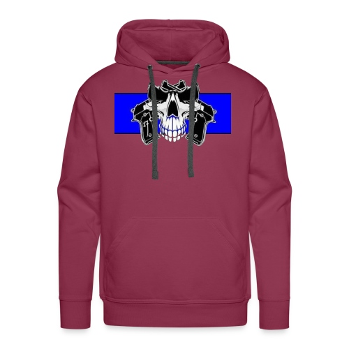 Mad CIty Black - Sudadera con capucha premium para hombre
