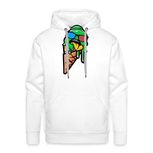 Ice cream Urban - Sudadera con capucha premium para hombre
