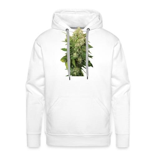 Cannabis Bud real - Männer Premium Hoodie