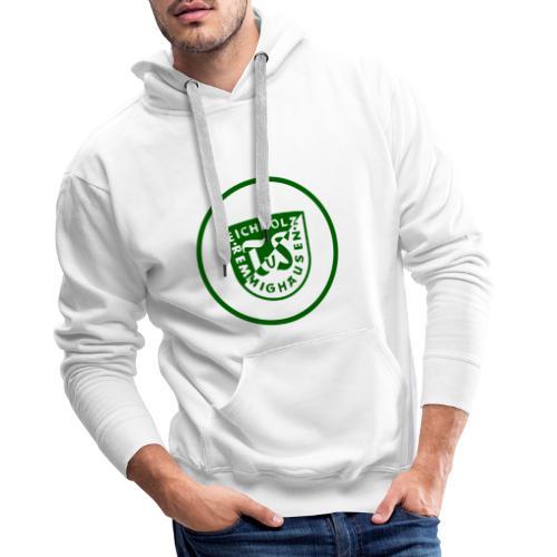 TuS Wappen mit kreis - Männer Premium Hoodie