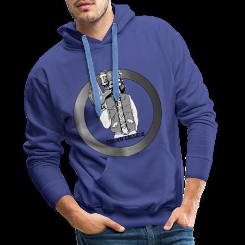 Skeletoon - Sweat-shirt à capuche Premium pour hommes