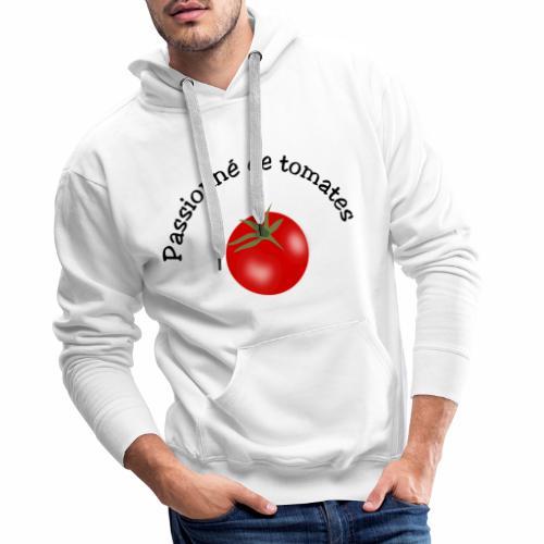 Tomate rouge - Men's Premium Hoodie