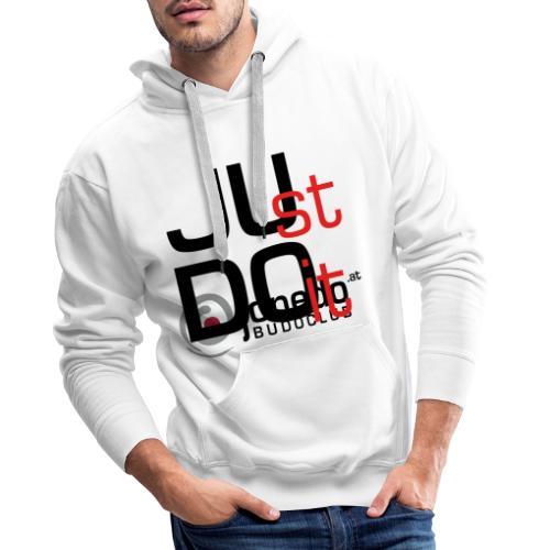 jonedoat balken pfad - Männer Premium Hoodie