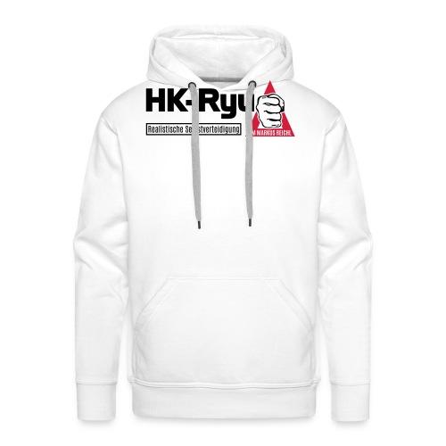 HK-RYU Basic - Männer Premium Hoodie