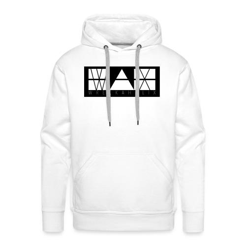 WAX Logo W - Männer Premium Hoodie