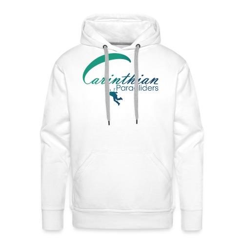 Carinthian Paragliders Logo 2019 - Männer Premium Hoodie