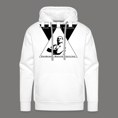 HIT Evidence Based Exercise - Mannen Premium hoodie