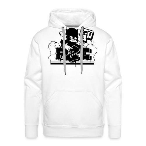 PRODUIT 2 CONTREBANDE - Sweat-shirt à capuche Premium pour hommes