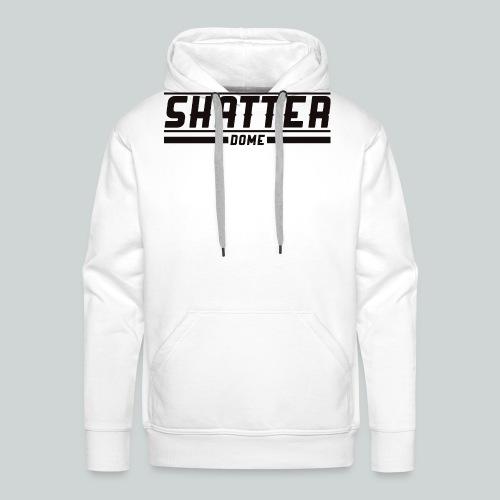 logo shatterdome side png - Männer Premium Hoodie